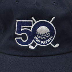 50 for Father Hat Embroidery