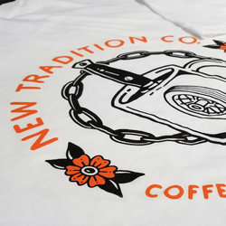 New Tradition Full Front Screen Printing
