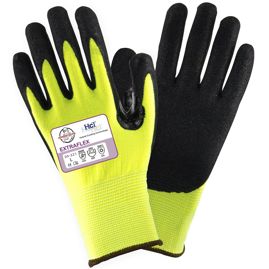 Cut Resistant Gloves - Page 1