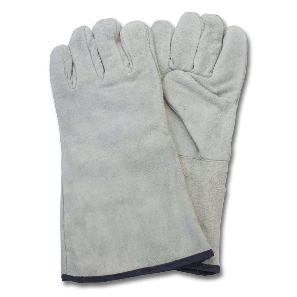 Leather work gloves for welding - Gwd Weld 1