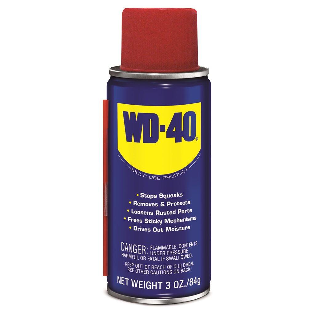 Hdw Wd40 3 Hdwwd403 Wd 40 Spray Can 3oz Masterman S