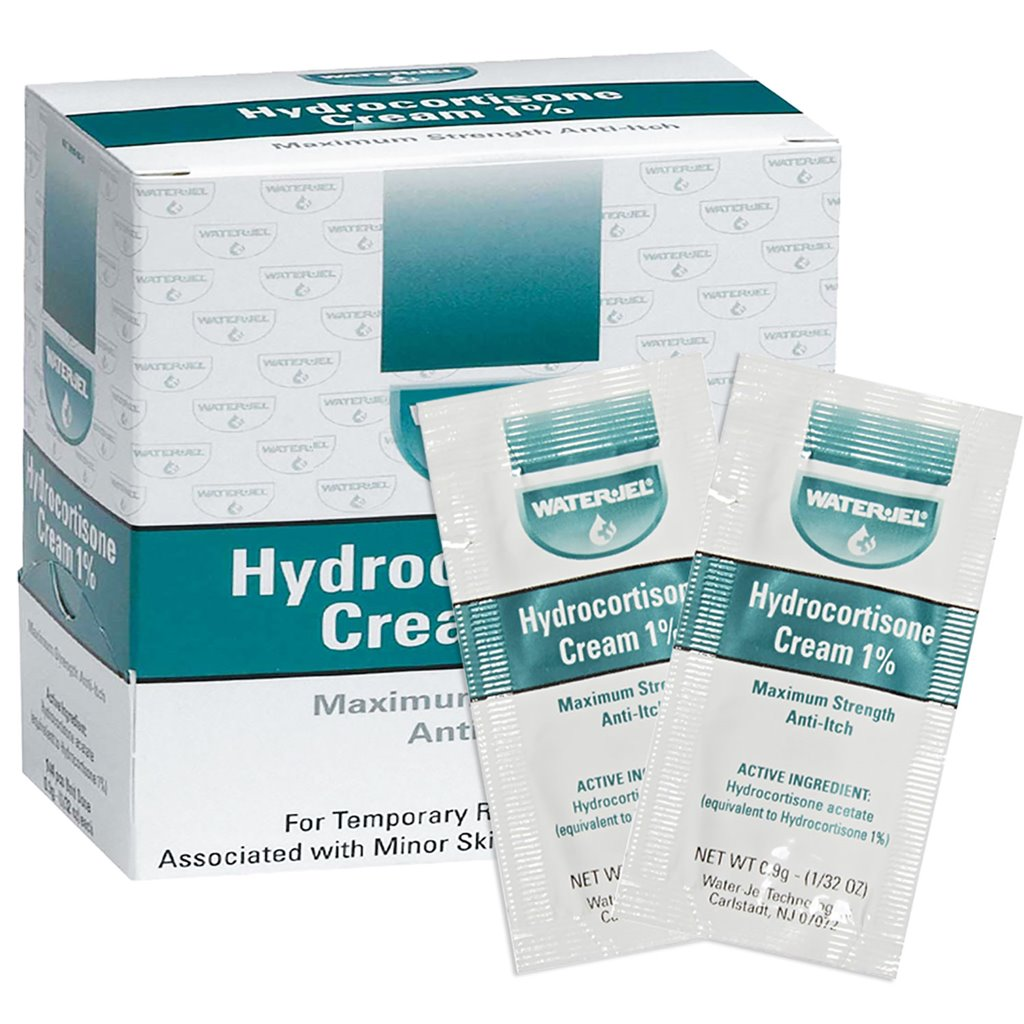 WaterJel® Hydrocortisone Cream