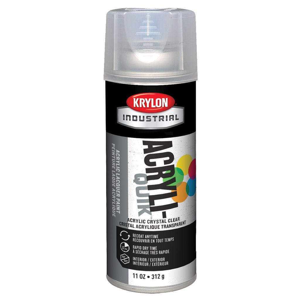 KRY-1301,K01301A07,Diversified Brands,KRYLON ACRYLIC CRYSTAL CLEAR ...