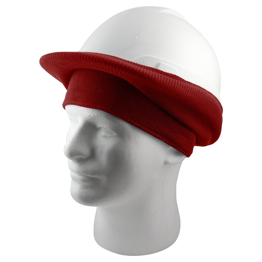 cf4740f01f6 Occunomix Hard Hat Tube Liner. NOM-RK800-RED