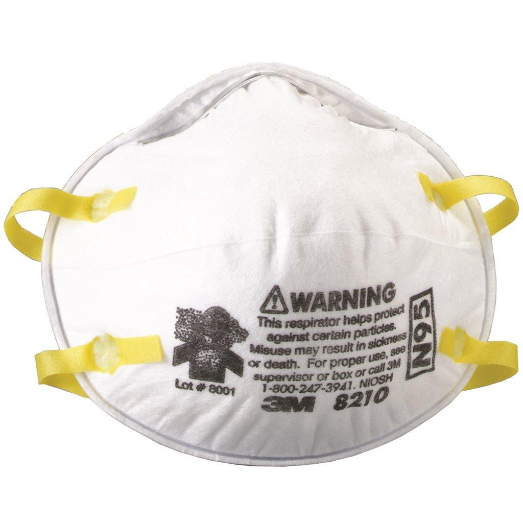 Particulate N95 3m™ 8210 Respirator