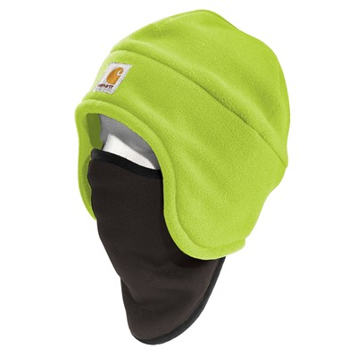 Hat Fleece 2-in-1 w/Mask HVL