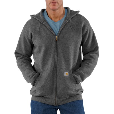 Sweatshirt Hooded Zip-Front CBH T3X