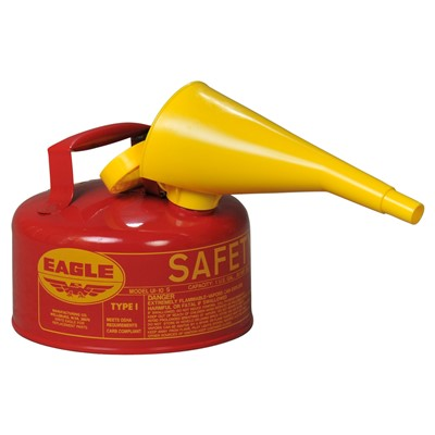 Can Safety Type I 1gal RED