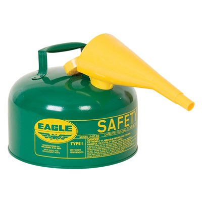 Can Safety Type I 2gal GRN