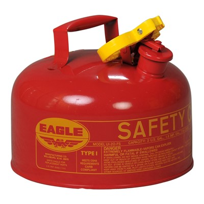 Can Safety Type I 2gal RED
