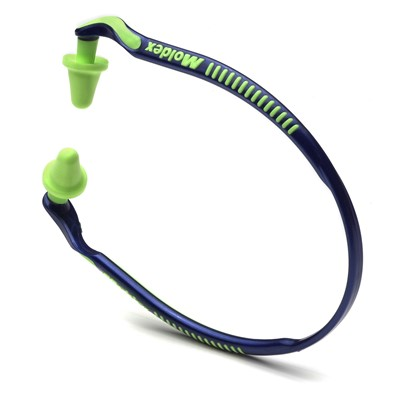 Hearing Bands Jazz Under-Chin GRN/NVY