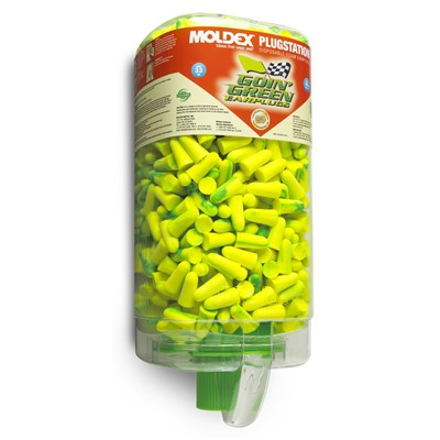 Earplugs Goin Green PlugStation 500 UNCD
