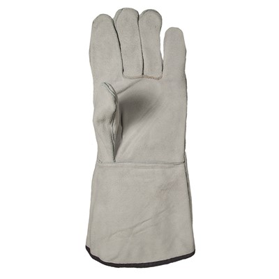 Gloves Welding GRY Left