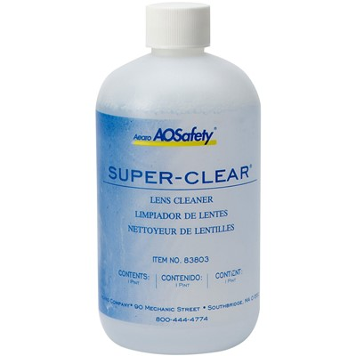 Lens Cleaner Super Clear Pint Bottle