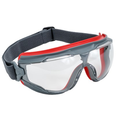 Goggles 500-Series Splash GRY/RED/CLR AF