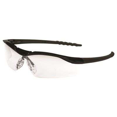 Glasses Dallas Magnifier BLK/CLR 2.5