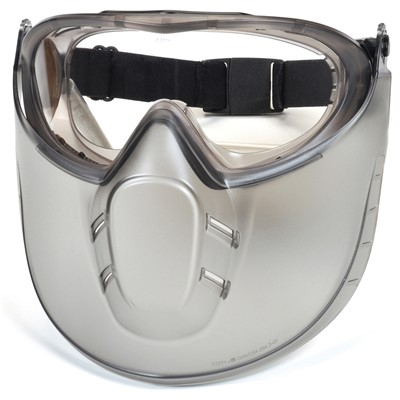 Goggles Splash Capstone w/Face Shield