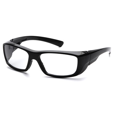 Glasses Emerge BLK/CLR 1.5 Full Reader