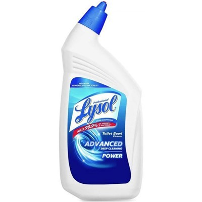 Lysol Toilet Bowl 32oz Cleaner