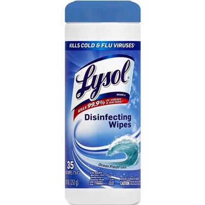 Wipes Lysol Disinfecting