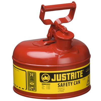 Can Safety 1gal Steel Type I RED