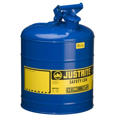 Can Safety 5gal Steel Type I BLU