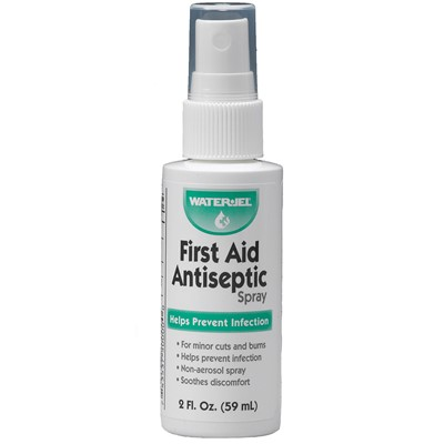 Antiseptic Spray WaterJel 2oz