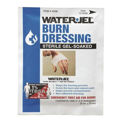 Burn Dressing WaterJel 2in x 6in