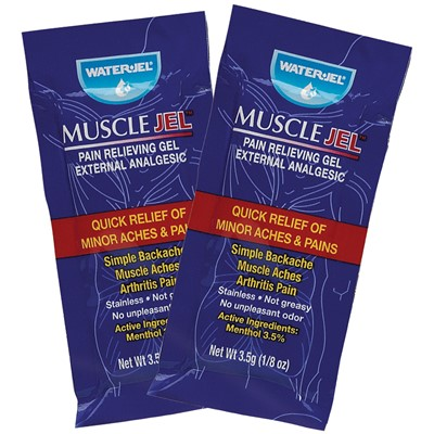 Muscle Jel 3.5gm Unit Dose