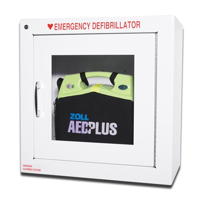 AED Standard Metal Wall Mount Cabinet