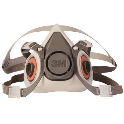 Mask r3m6200 6000 Respirator R3m-6200 Md masterman's Half Series