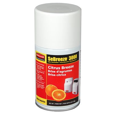 Seabreeze Citrus Breeze Canister