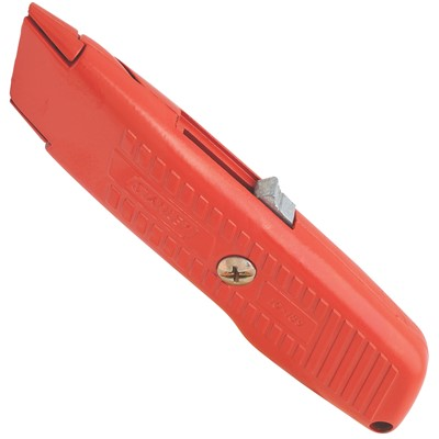 Self Retracting Safety Utility Knife