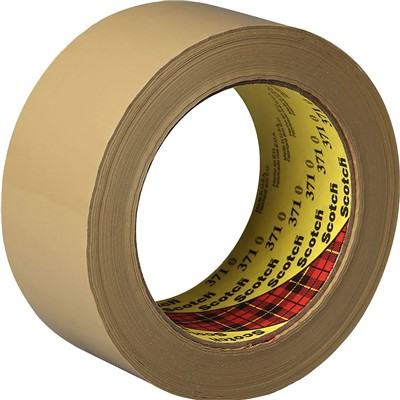 Tape Box Sealing 1.8mil 2in x 55yd TAN