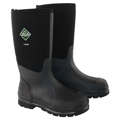 Boots Muck Chore 16in BLK sz 11