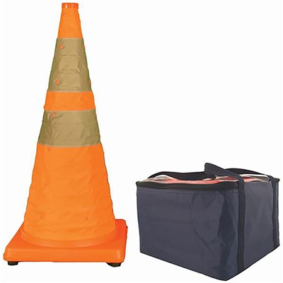Cone 18in Reflective Collapsible