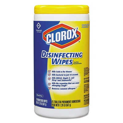 Wipes Clorox Disinfecting