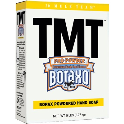 Soap Hand Dial Tmt Powdered