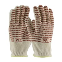 Gloves Hot Mill Evergrip Nitrile 24oz LG