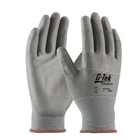 Gloves G-Tek Touch PC GRY/GRY LG