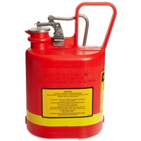 Can Safety 1gal Poly Type I RED