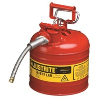 Can Safety 2gal Steel Type II RED