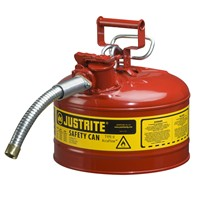 Can Safety 2.5gal Steel Type II RED