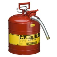 Can Safety 5gal Steel Type II RED