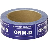 Label 1-1/2x2 PS paper ORM-D Consumer